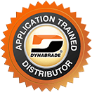 Dynabrade Award logo